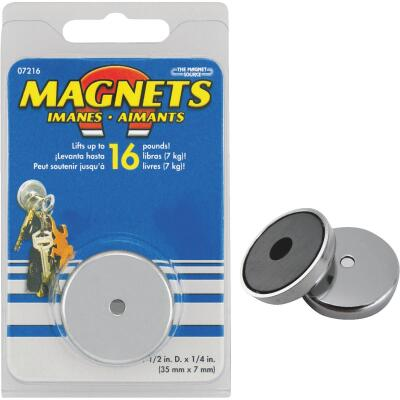 Master Magnetics 1-3/8 in. 15 Lb. Magnetic Base