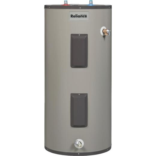 Reliance 40 Gal. Medium 9yr Self-Cleaning 4500/4500W Elements Electric Water Heater