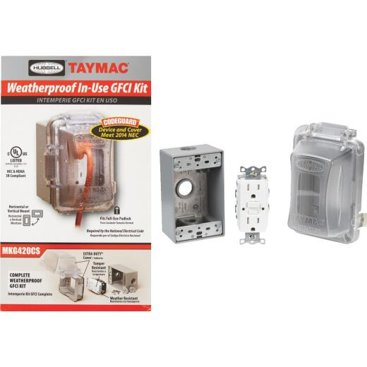 Outdoor Electrical Boxes & Covers