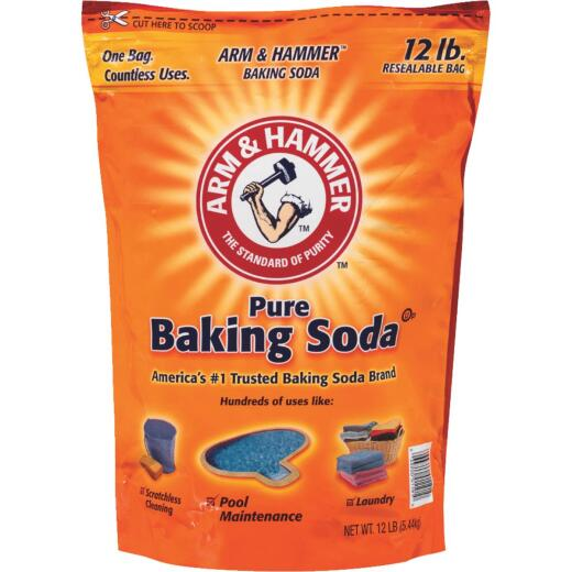 Arm & Hammer 12 Lb. Baking Soda