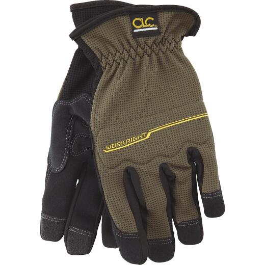CLC Workright OC Men's Medium Spandex Flex Grip Work Glove
