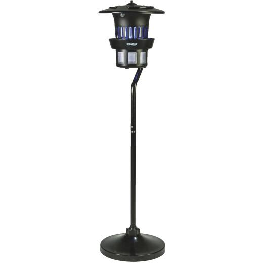 Dynatrap Reusable Outdoor 1/2 Acre Coverage Area Pole Mount Insect Trap