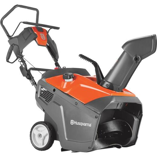 Husqvarna ST131 21 In. 208cc Single-Stage Gas Snow Blower