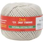 Do it #21 x 360 Ft. Natural Cotton Twine Image 1