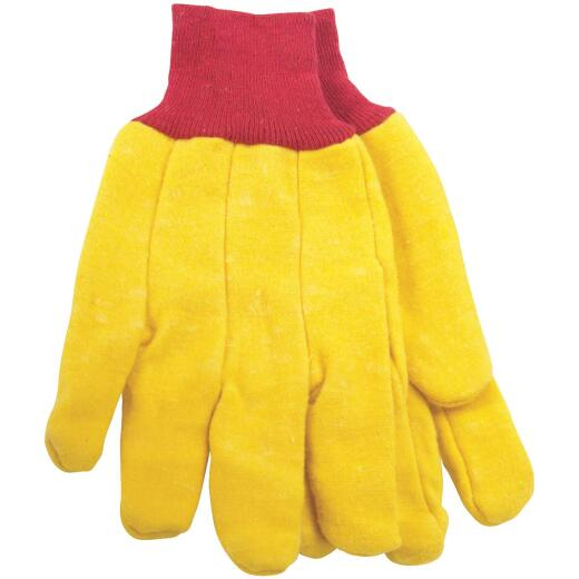 Do it Men's Large Fleece Chore Glove (6-Pack)