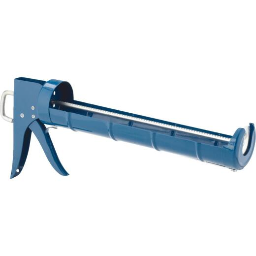 29 Oz. 4:1 Thrust Ratchet Cradle Caulk Gun