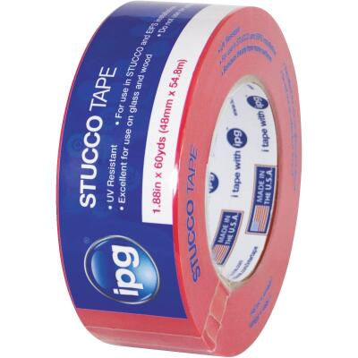 IPG 1.88 In. x 60 Yd. Stucco Tape