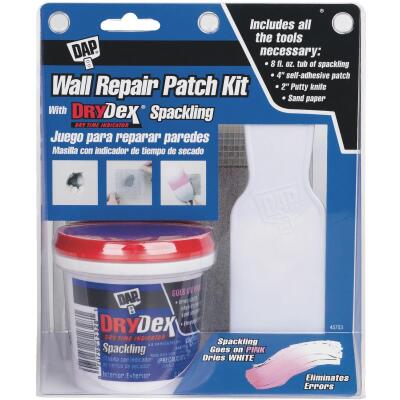 Dap DryDex 8 Oz. Drywall Repair Kit (4-Piece)